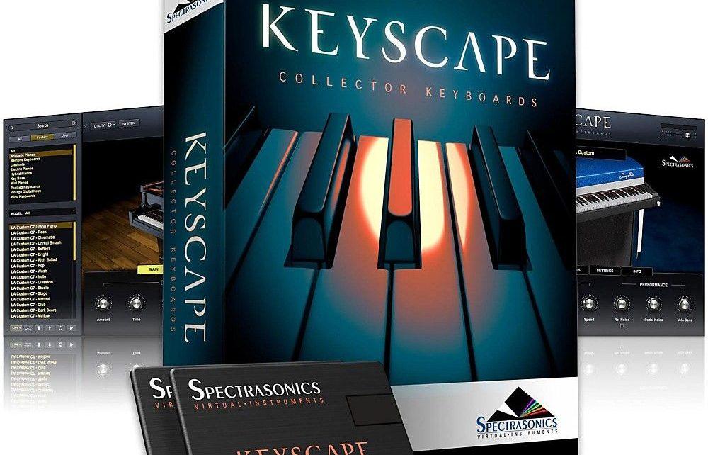 Keyscape 1.1.3c Crack & Serial Key (Mac + Win) Latest Download 2020