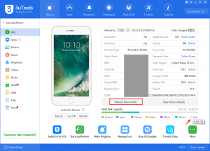 3uTools 4.0.3 Crack With Key Full Download 2021(Mac/Win)