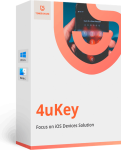 Tenorshare 4uKey Crack 2.2.7 Full Download 2020 (Latest)