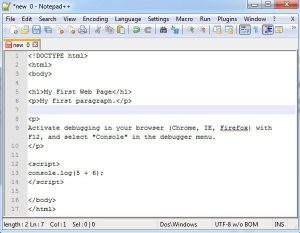 Notepad++ 7.9.1 Crack With Serial Key Free Download 2020 {Mac/Win}