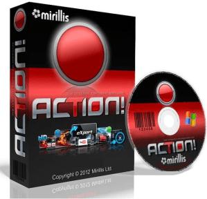 Mirillis Action 4.13.1 Crack With Keygen Torrent free Download 2021