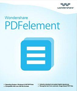 Wondershare PDFelement 8 Crack Free Download 2021