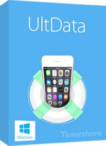 Tenorshare UltData iOS for PC 9.2.0 Crack Free Download 2021