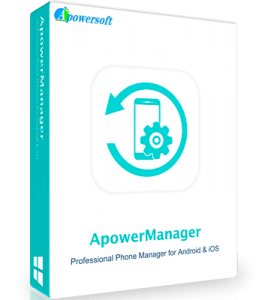 Apowersoft ApowerManager 3.2.9.1 Crack Activation Code Free Download 2021