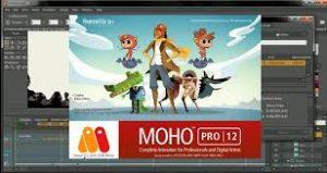 Smith Micro Moho Pro 13.0.2.610 Crack & Keygen Full Download 2021
