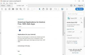 Adobe Acrobat Reader DC 2021.005.20054 Crack License Key Latest