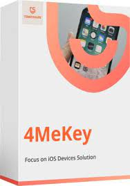 Tenorshare 4MeKey 2.1.1 Crack + Key Full Download 2021