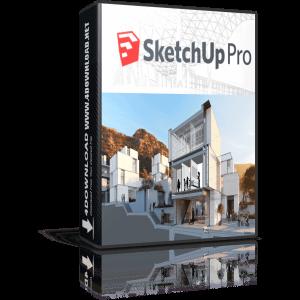 SketchUp Pro 2021 21.1.299 Crack + License Key Download [Latest]
