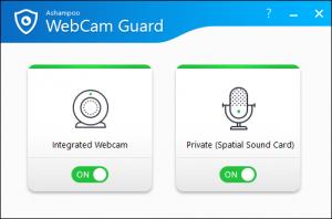 Ashampoo WebCam Guard 01.00.10 Crack Serial Key Free Download