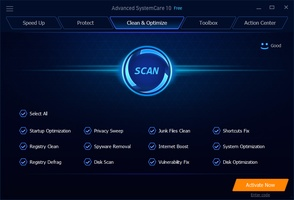 Advanced SystemCare 14.5.0.292 Crack + Key Free Download
