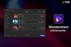 Wondershare UniConverter 13.0.2.45 Crack + Activator Free Download