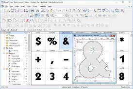 FontCreator 14.0.0.2808 Crack Full Download Latest Version