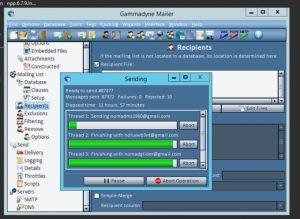 Gammadyne Mailer 62.0 Crack + Key Free Download