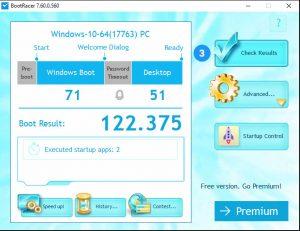 BootRacer 8.60 Crack + Key Free Download 2021