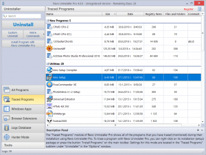 Revo Uninstaller 2.3.0 Crack With Key Latest Version Download