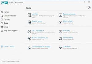 ESET NOD32 Antivirus 2022 Crack + Activation Key Free Download