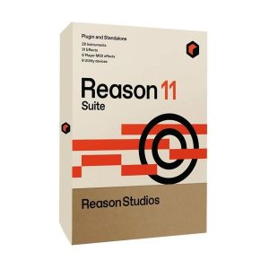 Reason 12.2.0 Crack + License Key Free Download (Mac + Win)